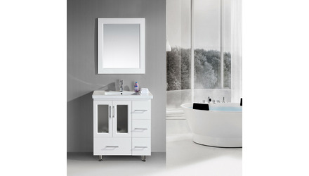 "Alexander 32"" Single Sink Vanity Set"