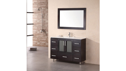 "Alexander 48"" Single Sink Vanity Set"