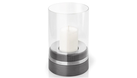 Piedra Lantern with Candle
