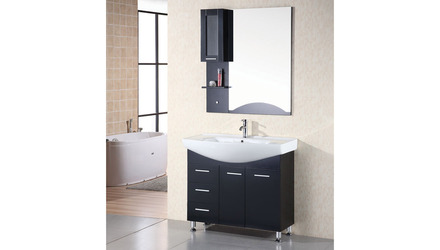 "Cerina 40"" Single Sink Vanity Set"