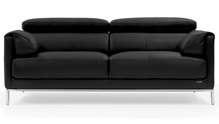 Eaton Loveseat - Black