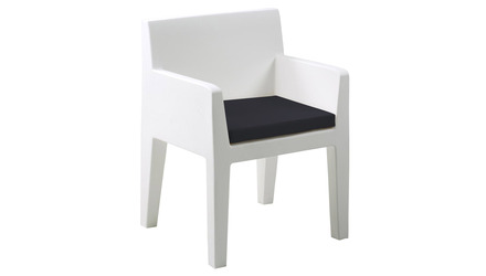 Jut Dining Armchair Cushion