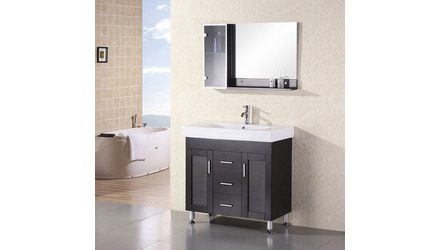"Martina 36"" Single Sink Vanity Set"