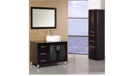 "Maya 39"" Single Sink Vanity Set"