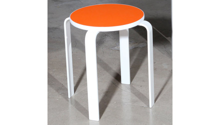 BOLLA CORE Stackable Stool, Pack of 2