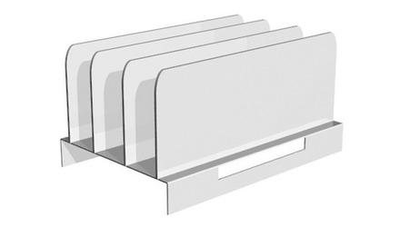 EYHOV RAIL Desk Organizer File Tray Accessory