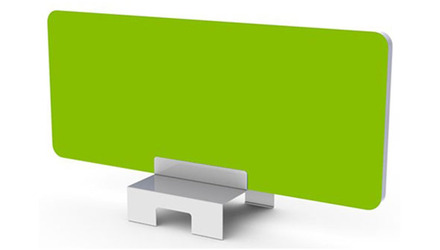 EYHOV RAIL Front Privacy Screen
