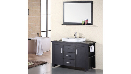 "Weston 48"" Single Sink Vanity Set"