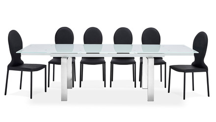 Montez Dining Table Set - 6 Chairs