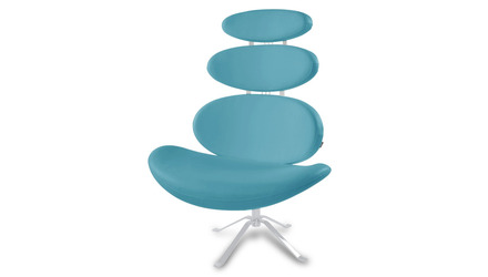 Pebble Chair - Teal