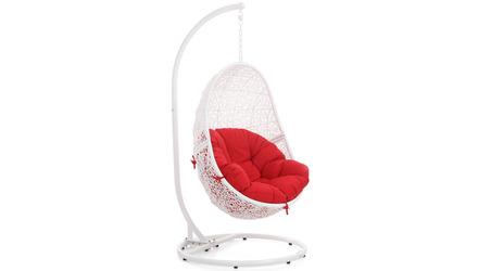 Reef Swing Chair - White