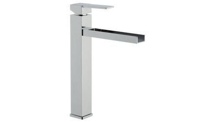 Qubika Cascade Deck Mount Sink Faucet