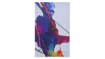 """Shifting Nebula Canvas Art - 80"""" x 50"""""""
