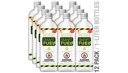 Smart Liquid Bio-Ethanol Fuel - 12 Pack