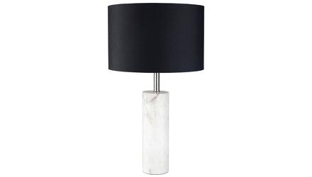 Sonete Table Lamp - White Marble