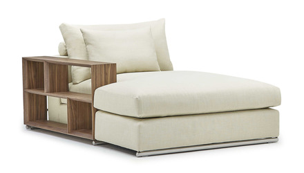 Soriano Chaise with...