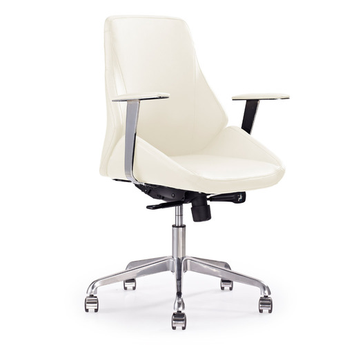 Chambers Leather Executive Chair-Cream