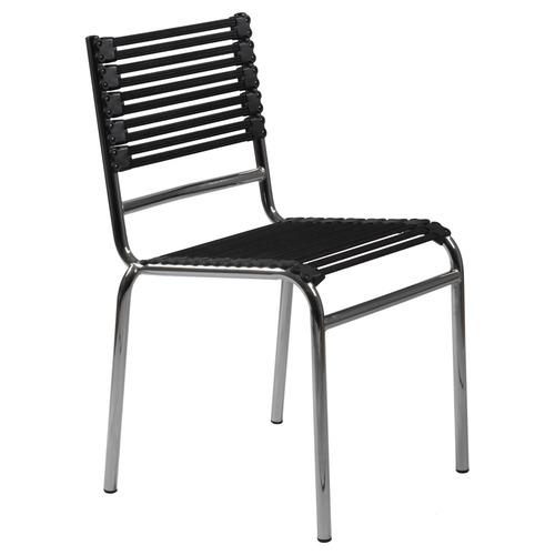 Bobbie Stacking Flat Side Chair - Set of 4
