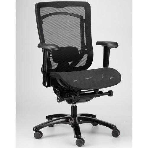 Monterey Mesh Back Swivel Chair