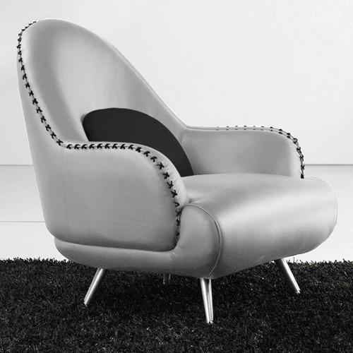 Vitali Chair - Light Grey